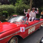 Victoria Day in Fort Langley, B.C. Photo by Neil Billows