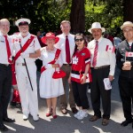 Canada Day with Burnaby MP's & MLA's.  Photo by Tim Shearer Photography